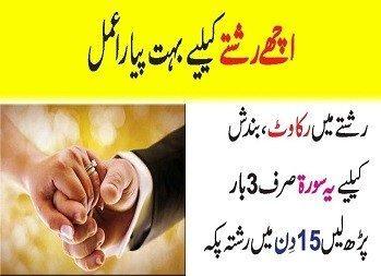 Surah Rahman Ka Wazifa For Love Marriage