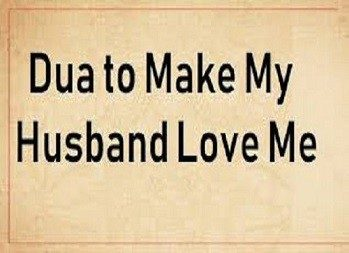Dua For Husband Love