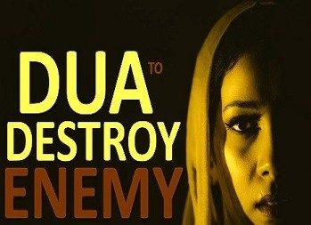 Wazifa To Destroy Someone