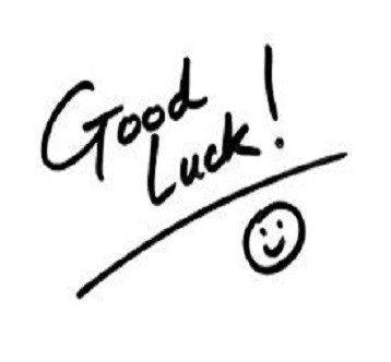 good luck dua in islam
