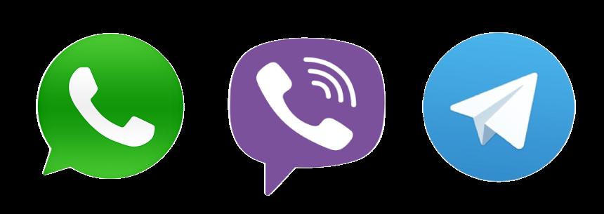 Whatsapp Viber Icons